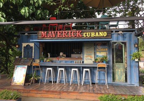 Maverick Cubano Cargo Sandwich Shop